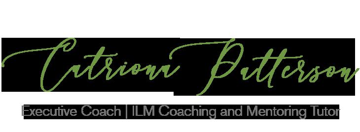 Catriona Patterson - Development Coaching